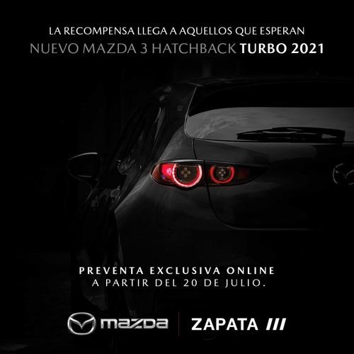 mazda 3 turbo (2.5) s grand touring hatchback at 2021