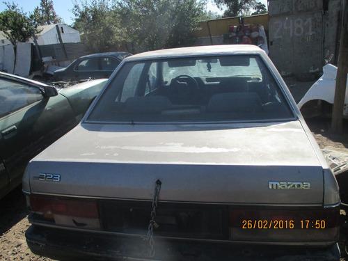 mazda 323 1987-1989 en desarme