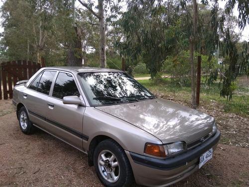 mazda 323 - 1993 - 4 puertas - diésel