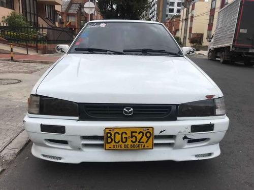 mazda 323 323 coupe