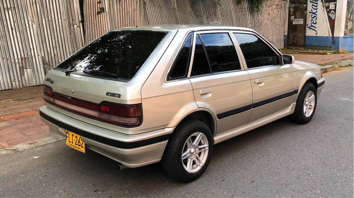 Mazda 323 323 Hs    5 Cambios