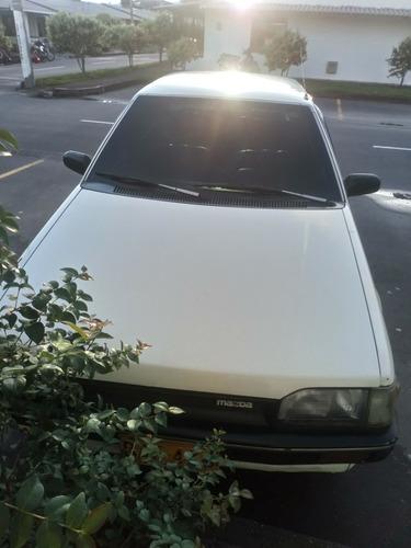 mazda 323 323 nb modelo 1989