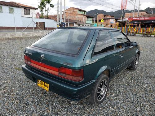 mazda 323 coupe 1999