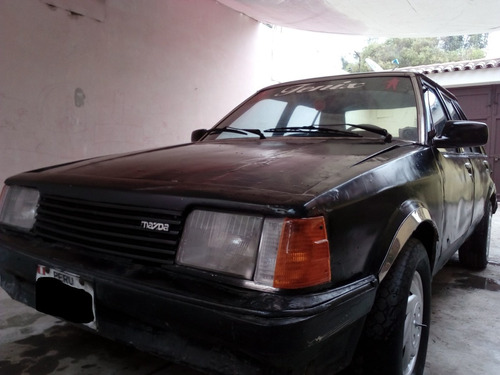 mazda 323  hatchback 1982