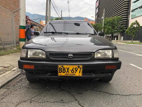 mazda 323 he cc1300 mecánico modelo 1993