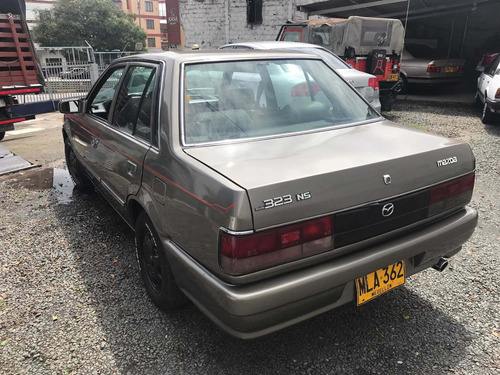 mazda 323 ns 1.3cc sedan