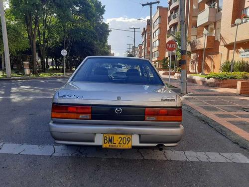 mazda 323 ns sedan