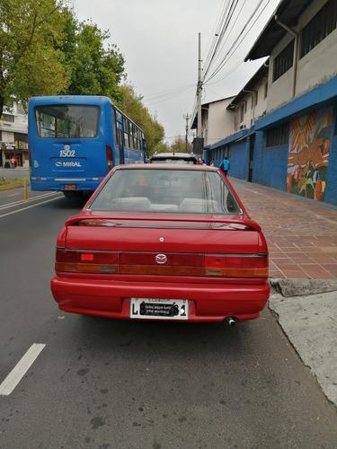 mazda  323 nx fl sedan