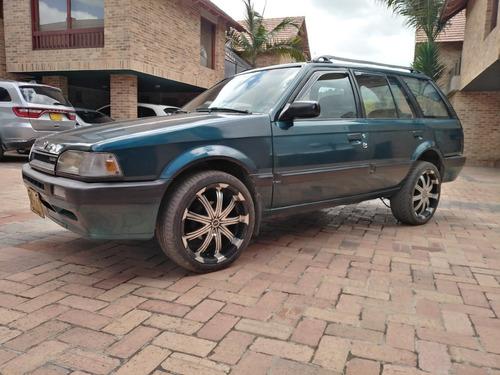 mazda 323 station wagon 1995