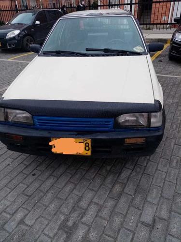 mazda 323hs modelo 1989