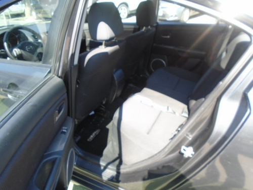 mazda 3r 2007 sunroof, impecable