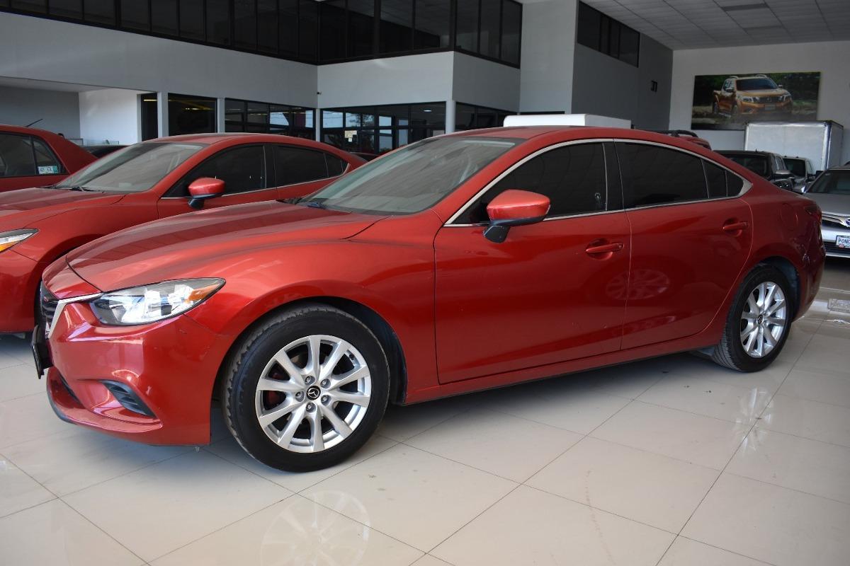 Mazda 6 2015 precio