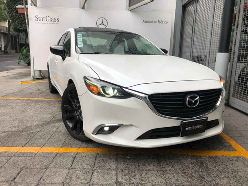mazda 6 2016 4p i grand touring plus l4/2.5 aut