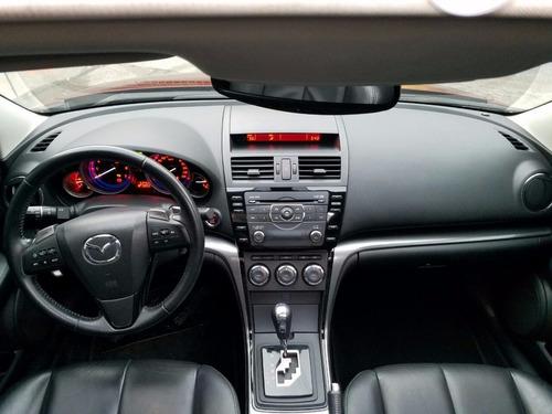 mazda 6 all new sedan auto mod 2012 sunroof 6 airb