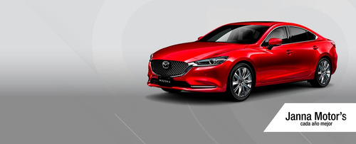 mazda 6 at 2.5 turbo grand touring signature