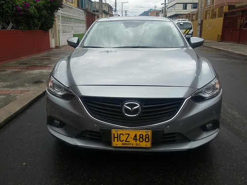 mazda  6 grand touring  2.5 at f.e te