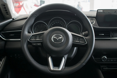 mazda 6 grand touring lx 2.5 2020 blanco nieve 4p