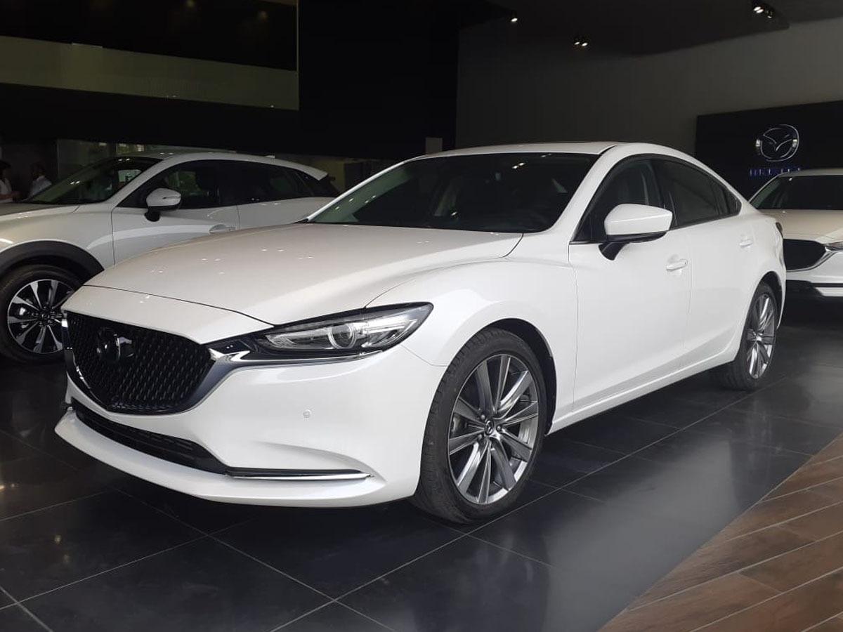Mazda 6 Grand Touring Lx At Cuero 2020 - 0km - $ 114.300 ...