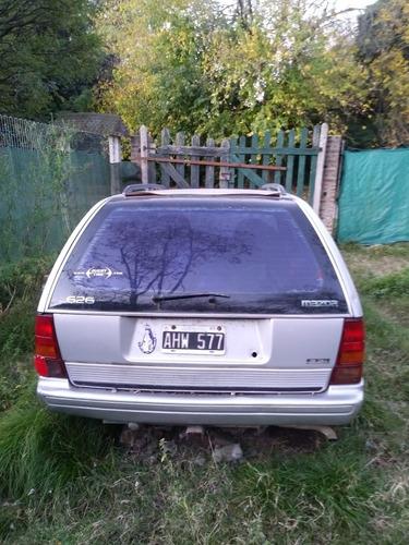 mazda 626 2.2 rural abs at 1995