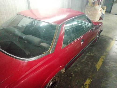 mazda 626 coupe hard top 1980 se escuchan ofertas !!!!!