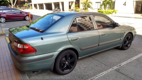 mazda 626 nuevo milenium 2002