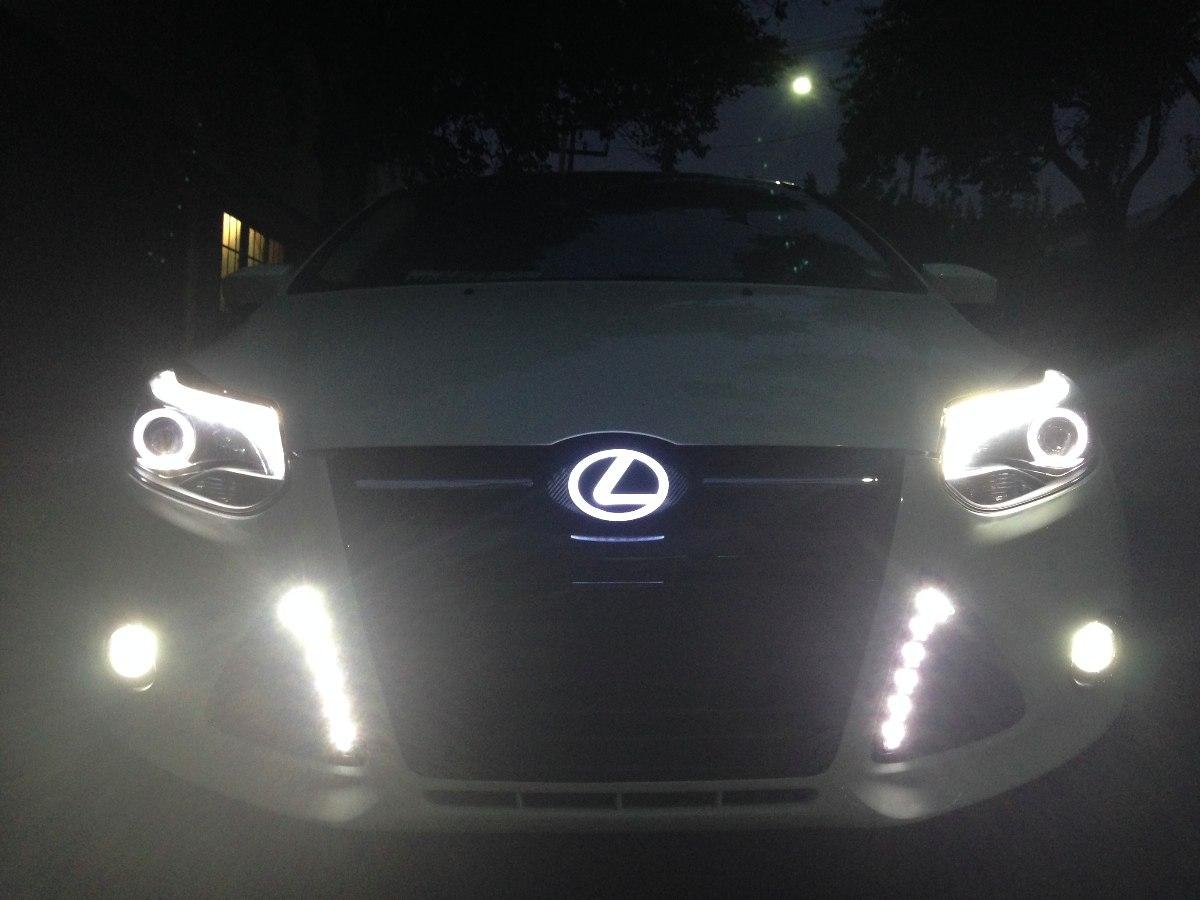 Mazda Accesorios Focos Led Para Faros De Niebla