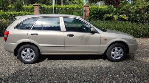 mazda alegro hatchback 1.300cc unico dueño