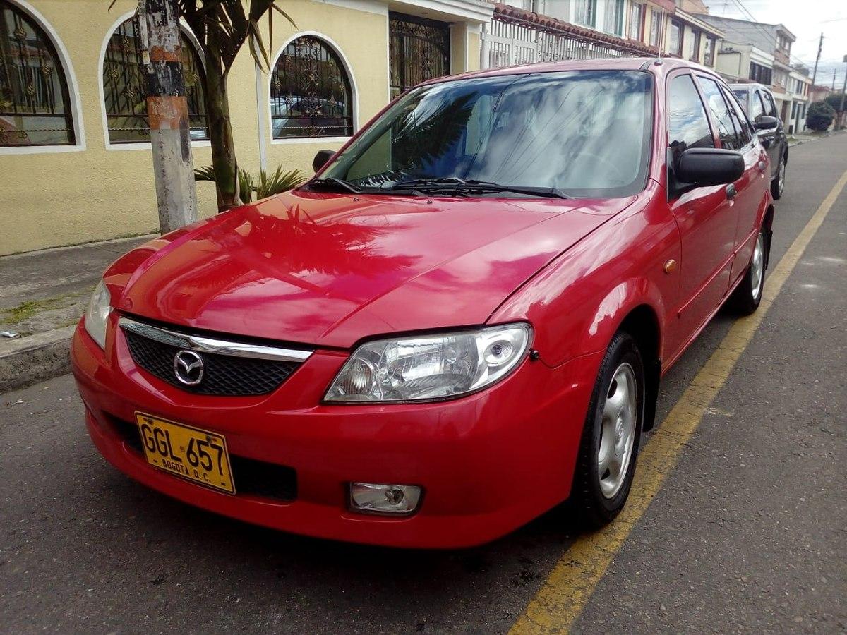 Mazda Allegro 1 3 Mt 4p F E