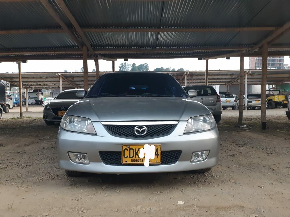 Mazda Allegro 1 6 Full Equipo
