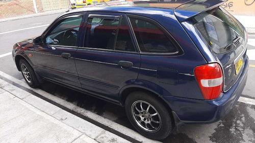 mazda allegro 1.6cc aa 2003 hatchback