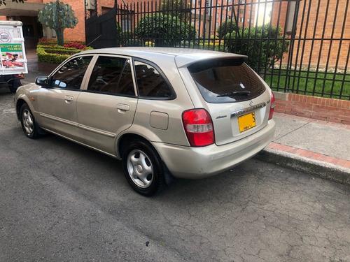 mazda allegro 2002, hatchback 1.300 cc