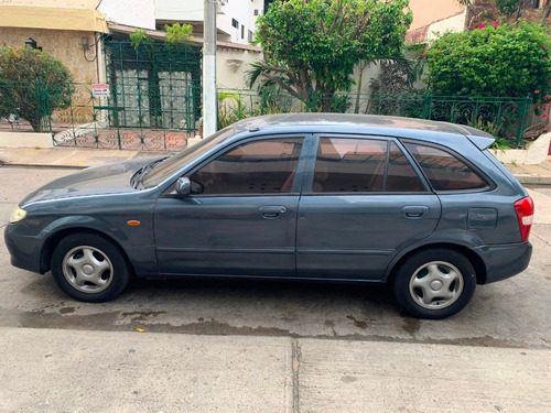 mazda allegro hatch back modelo 2003  cartagena negociable