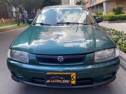 mazda allegro sedan 1.300cc a/t aa fe 1998