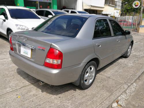 mazda allegro sedan 1.6 mec. modelo 2007 (204)