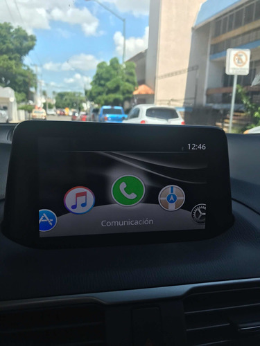 mazda android auto|video player|velocimetro digital