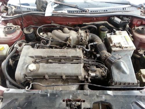 mazda artis 1997 - 2001 mecánico en desarme