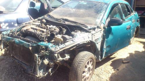 mazda artis hatchback 1997-2001 en desarme