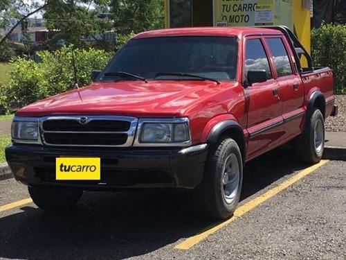 mazda b-2200 b220di