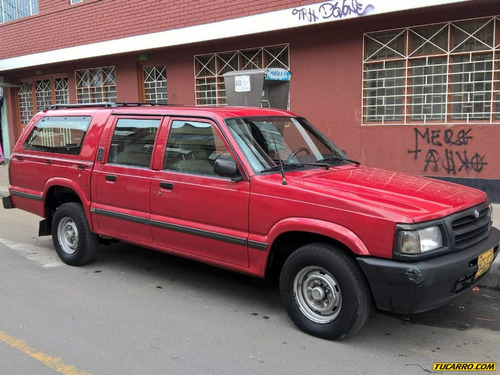 mazda b-2200 doble cabina-capa