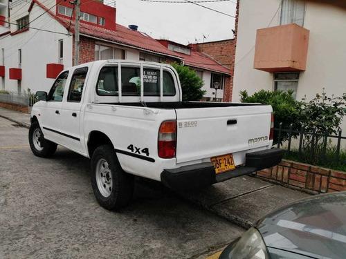 mazda b-2600 camioneta
