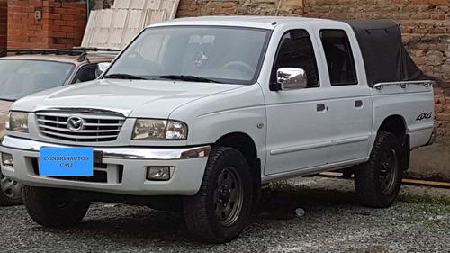 mazda b-2600 modelo 2007 cc 2600