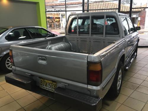 mazda b2200  1997 doble cabina 4x2