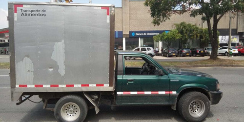 mazda b2200 furgon