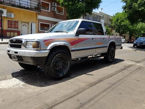 mazda b2500 2.5 b 2500 d/cab 4x4 d sdx 1999