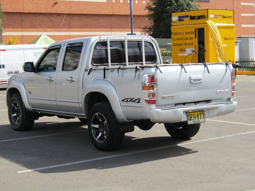 mazda bt-50 4x4 diesel 2.5 c.c mt