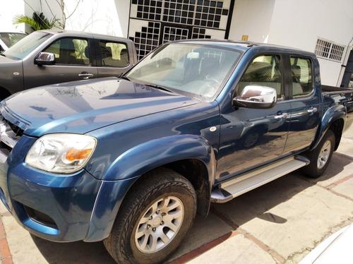 mazda bt50 4x4 2012 azul