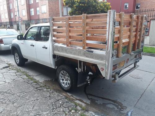 mazda bt50 4x4 d.c diesel estacas