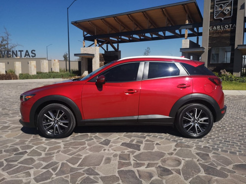 mazda cx-3 2.0 i sport 2wd at 2017