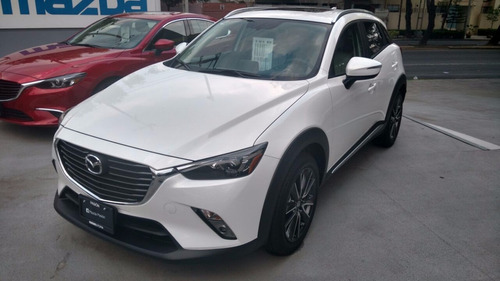 mazda cx-3 i grand touring 2017, mazda del valle