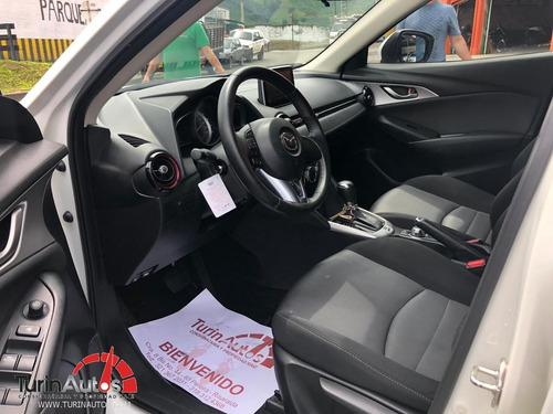 mazda cx-3 touring  2017 automatica 2.0 full